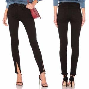 rag & bone Yuki high waist skinny jeans🖤host pick